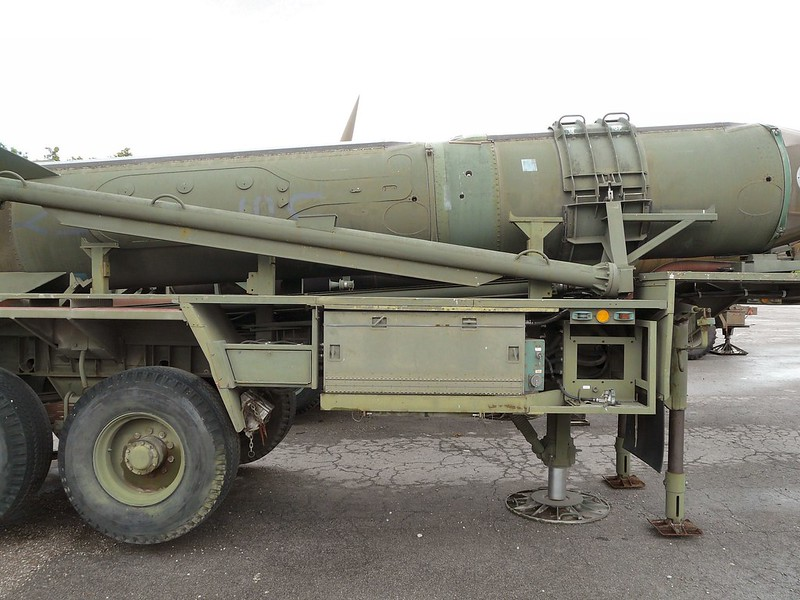 Pershing II Erector Launcher 3