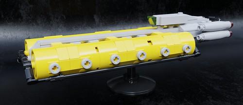 Dangerous materials transporter   by Sunder_59