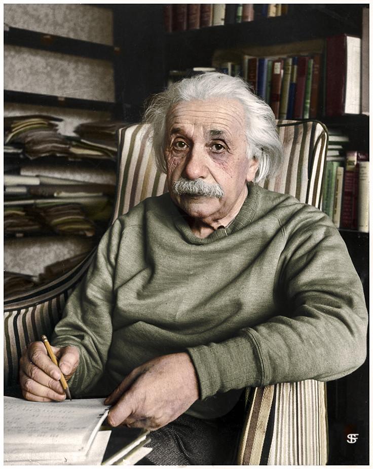 для любого подробный разбор фотографии эйнштейна того, как выбранное