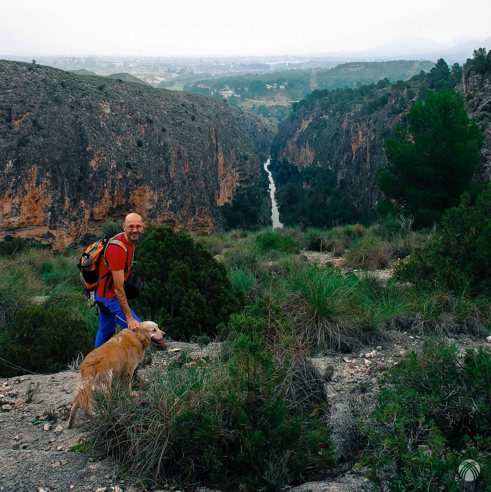 Una de las fotos más famosas del cañón