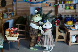 Christmas in Mousehouse 20 | by peregrina_tyss