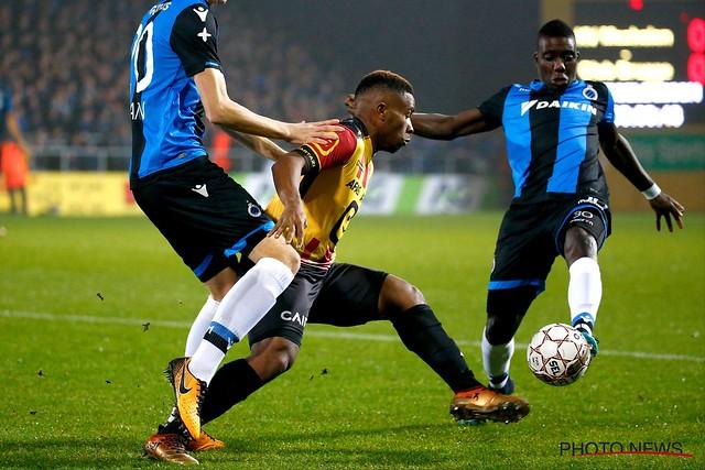 KV Mechelen-Club 20-12-2017