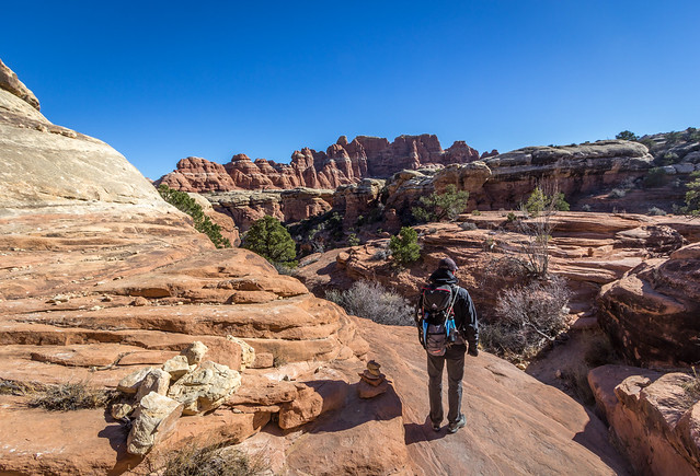 Elephant Canyon Hike