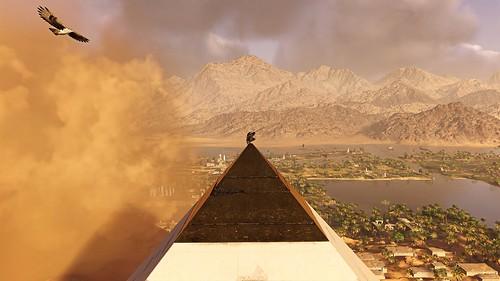 """Edge of The Sandstorm"" | Assassin's Creed Origins ..."