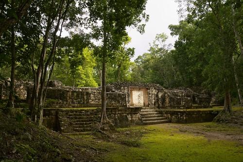 Balamku Mayan Ruins 3