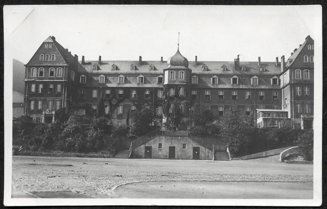 Archiv O554 Rückmarsch Altengrabow nach Goslar, 1930er