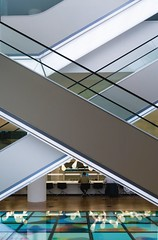 Jo Coenen. OBA (Openbare Bibliotheek Amsterdam) #12