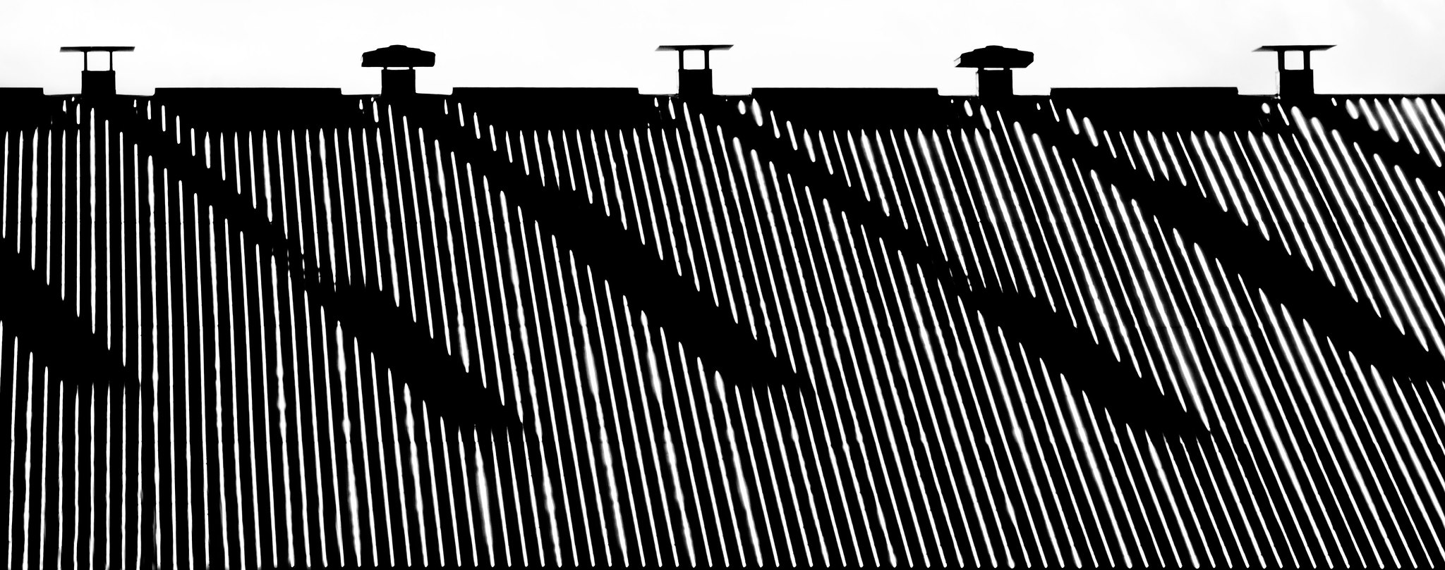 Ombres et toit - Shadow and roof