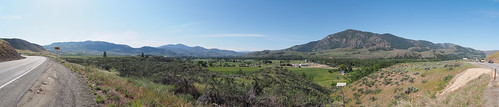 panorama mountain rural