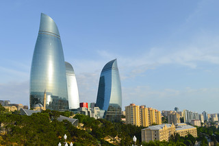 Flame towers | by Francisco Anzola