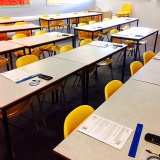 Classroom | by Simon Aughton