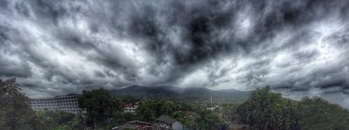 sky cloud nature cloudy chiangmai raining cloudsky rainingskies