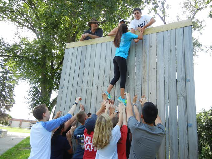 NSLC Medicine: Team Challenge Course July 24, 2015