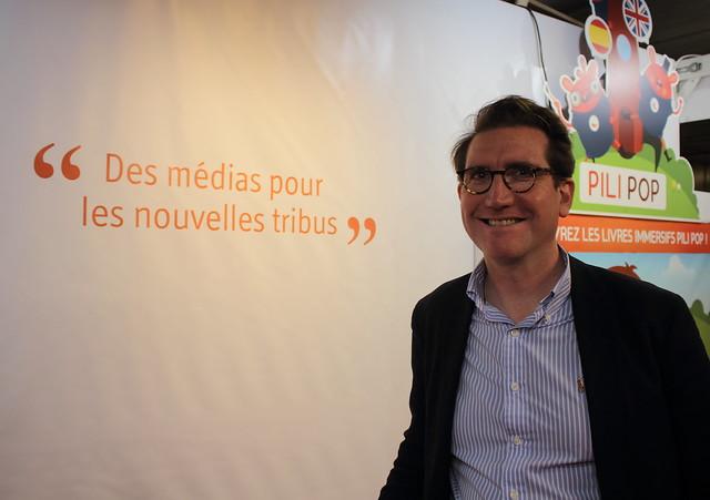 Emmanuel Mounier (Unique Heritage Media) - Salon du Livre et de la Presse Jeunesse de Montreuil