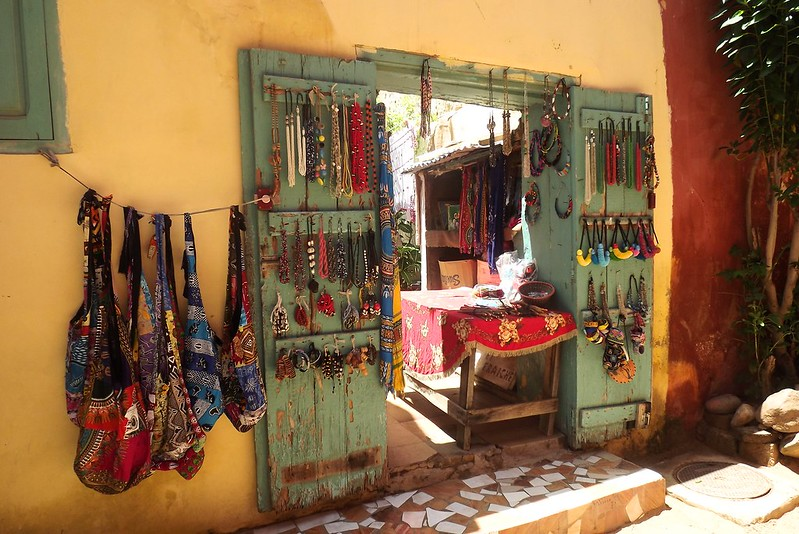 Benjamin, Mariah; Senegal - Goree Island (3)