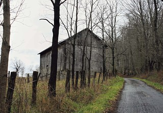 Big Barn At The End of the Road | by ~ Liberty Images