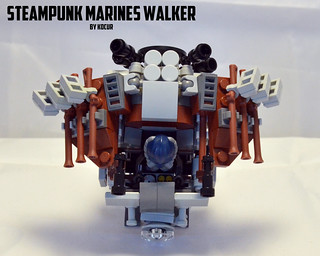 Steampunk Walker 03 Top | by kocurvelox