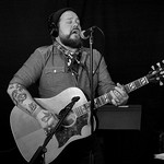 Tue, 12/12/2017 - 11:52am - Nathaniel Rateliff and The Night Sweats Live in Studio-A 12.12.17 Photographer: Gus Philippas