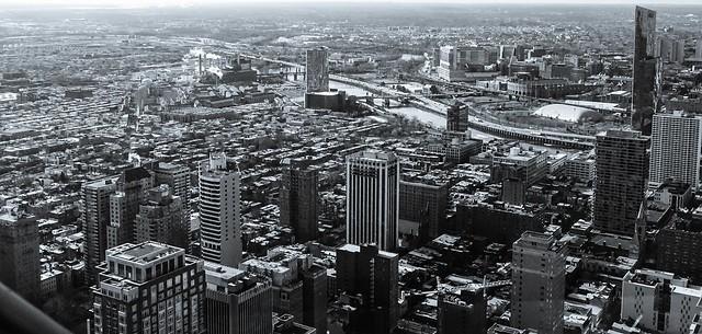 One Liberty Observation Deck.    #Philadelphia #philly #oneliberty #observationdeck  #city