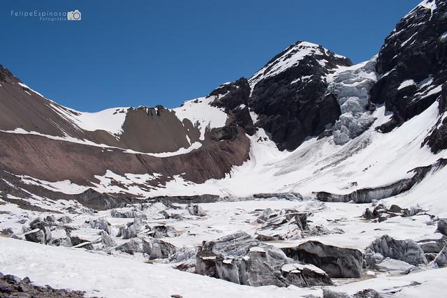 Glaciar el Morado I