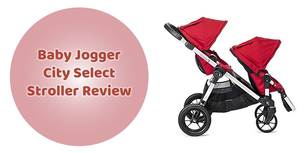 Baby Jogger City Select Double Jogging Stroller With Secon Flickr