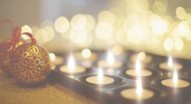 Candle Light... #LitbyCandlelight