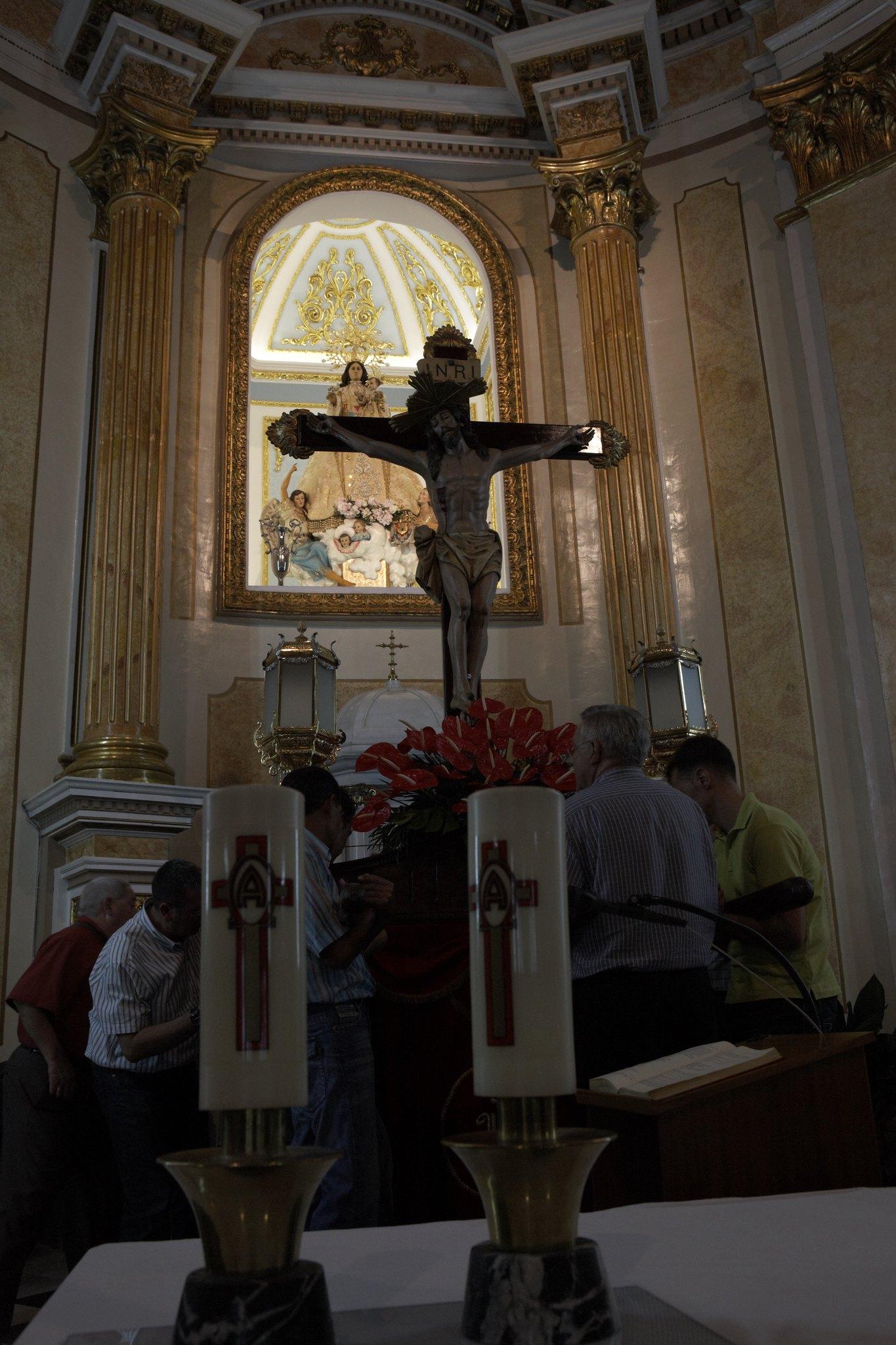 (2010-06-25) Vía Crucis de bajada - Heliodoro Corbí Sirvent (77)