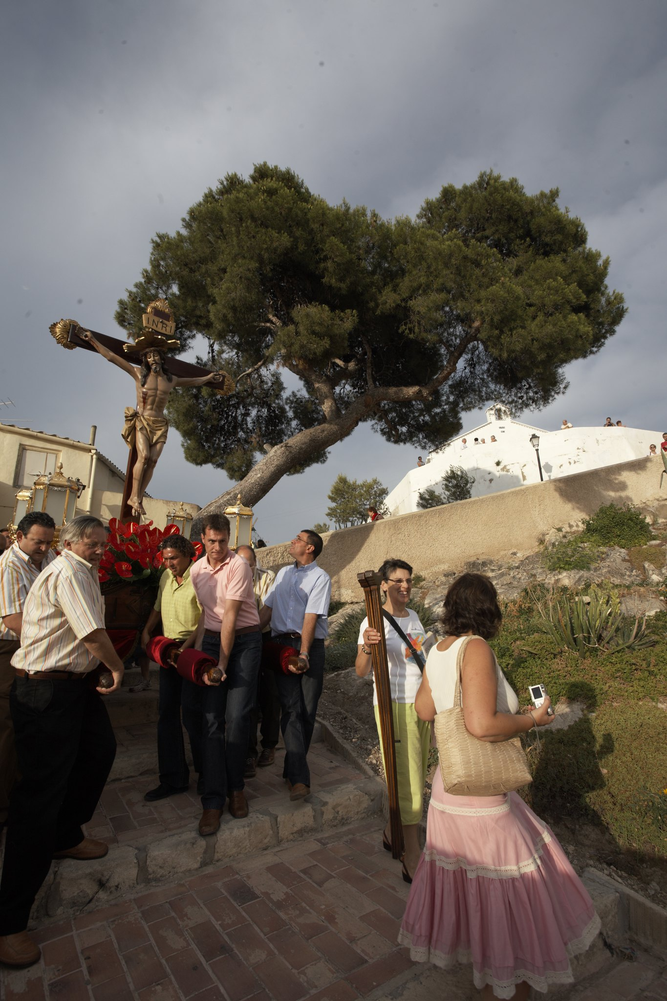(2009-06-26) Vía Crucis de bajada - Heliodoro Corbí Sirvent (81)