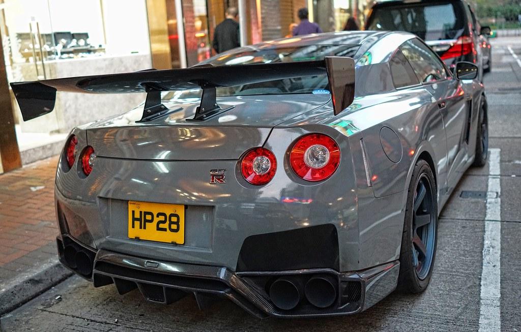 Car Number Plate - HP 28 | Nissan cars in Hong Kong Hong Kon… | Flickr