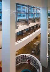 Jo Coenen. OBA (Openbare Bibliotheek Amsterdam) #2
