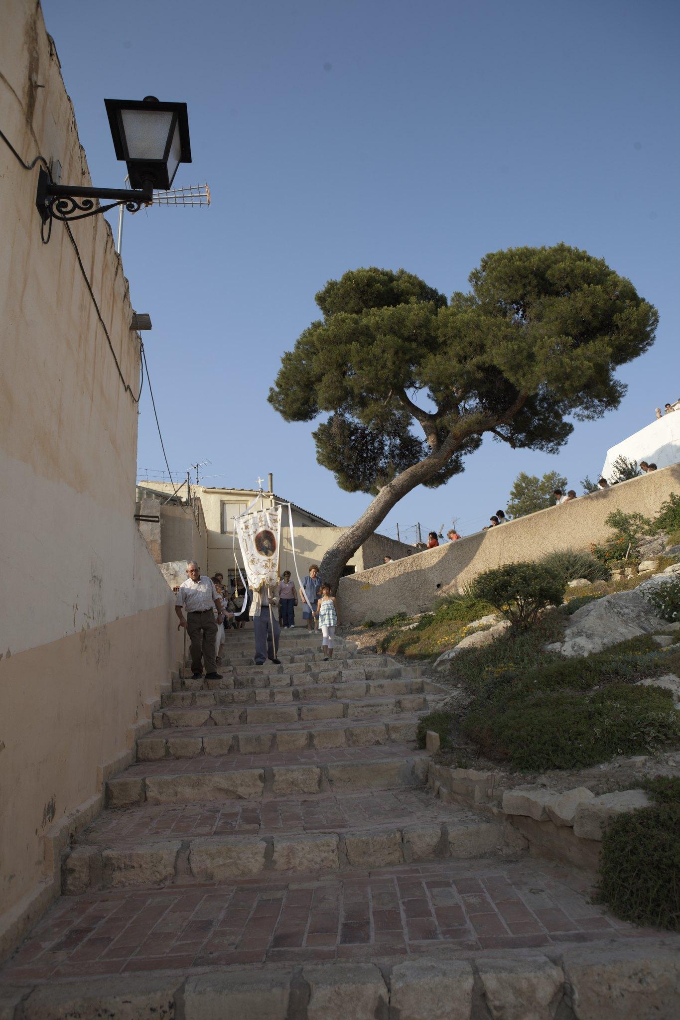 (2008-06-27) Vía Crucis de bajada - Heliodoro Corbí Sirvent (33)