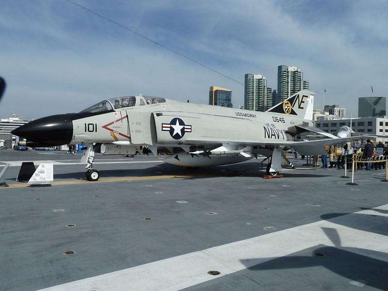 McDonnell Douglas F-4B Phantom 1