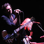 Fri, 15/12/2017 - 8:13pm - WFUV Public Radio's 13th annual fundraiser. December 15, 2017 at the Beacon Theatre in New York City, with Aimee Mann, Randy Newman, Jeff Tweedy and Lo Moon. Photo by Neil Swanson/WFUV
