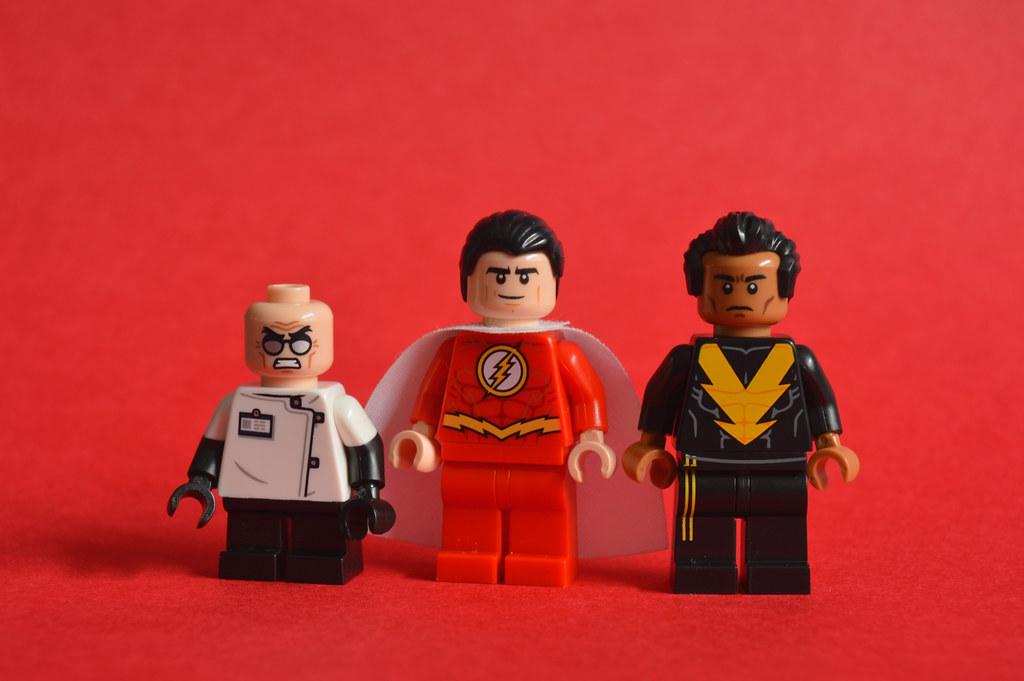 CLOAK Custom Printed /& Inspired Marvel Lego Minifigure