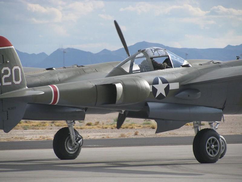 Lockheed P-38L Strele 3