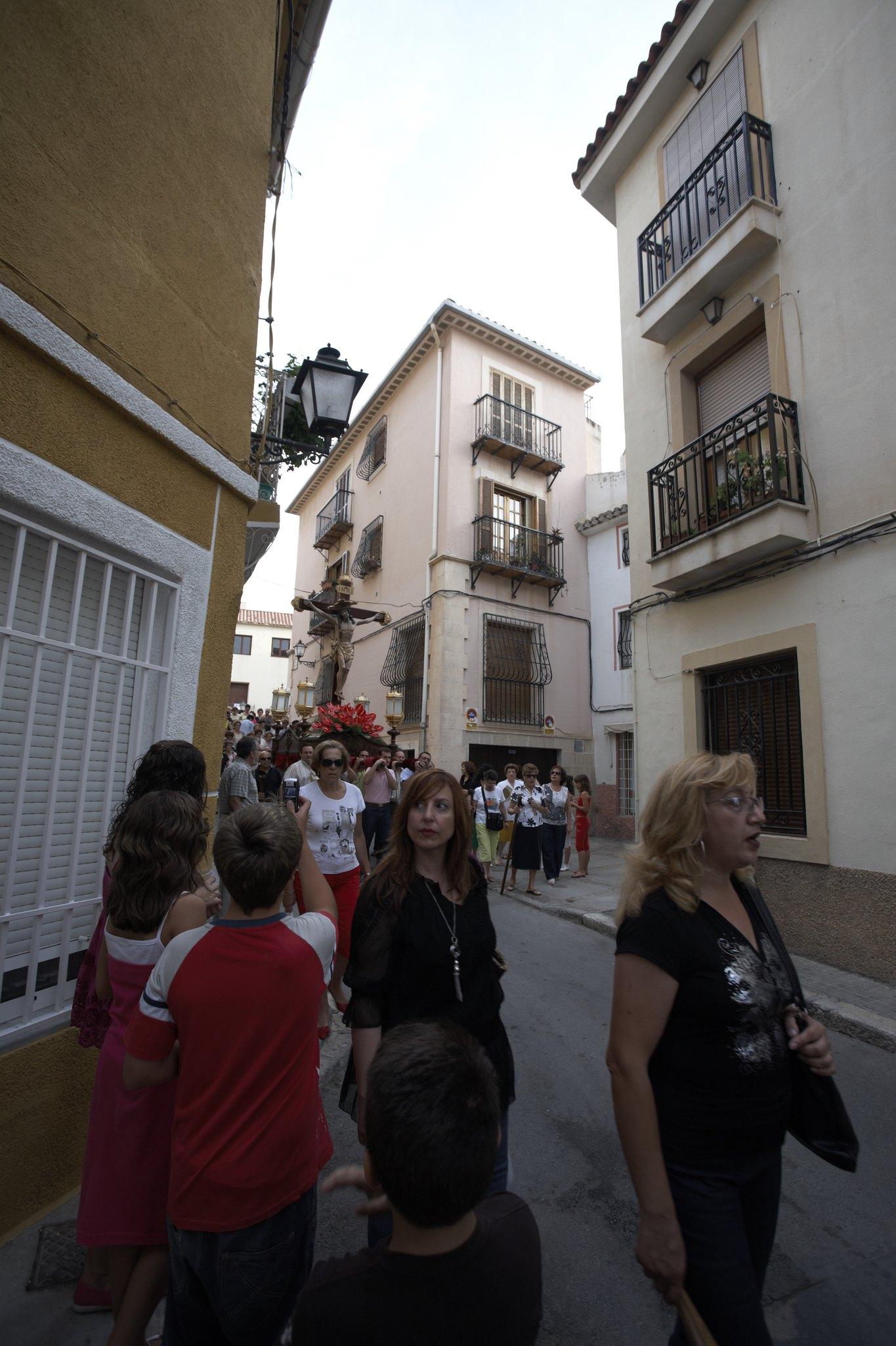 (2009-06-26) Vía Crucis de bajada - Heliodoro Corbí Sirvent (109)