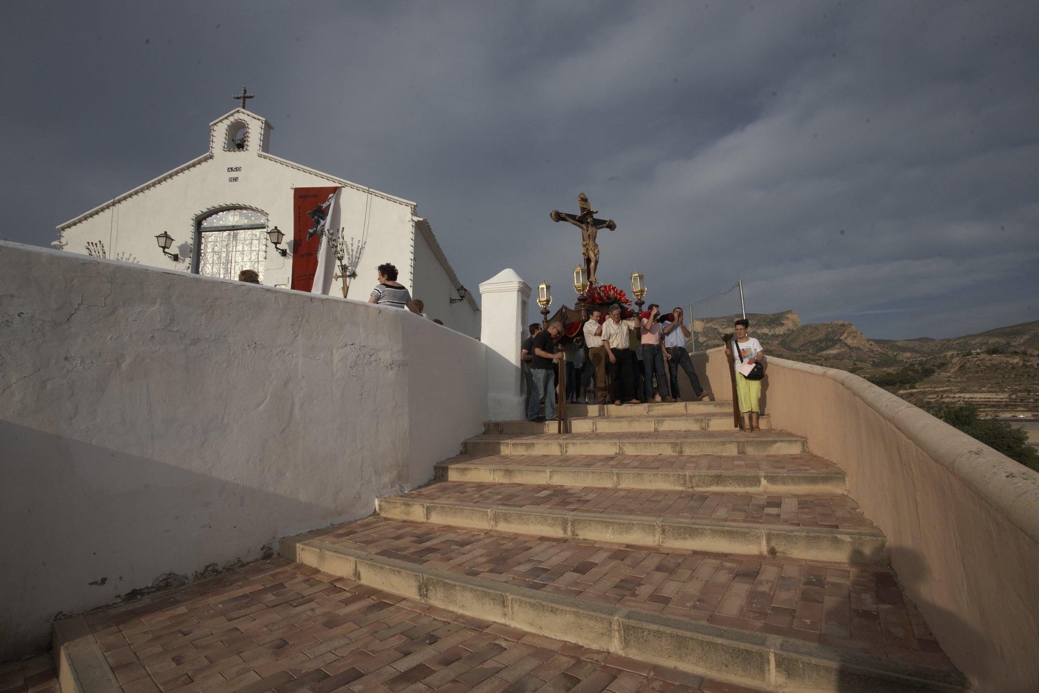 (2009-06-26) Vía Crucis de bajada - Heliodoro Corbí Sirvent (72)