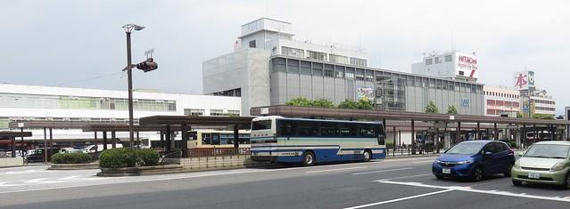 Hiroshima Station (Hiroshima, Japan)