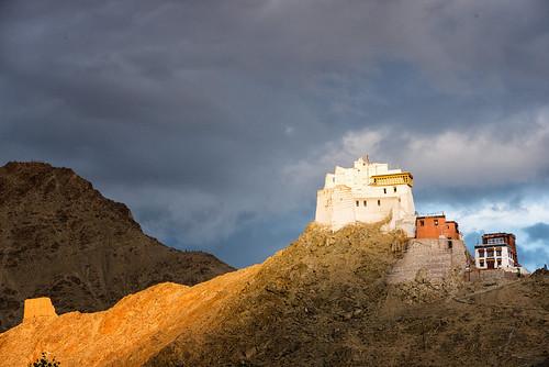 in namgyaltsemogompa terrain gompa ladakh namgyaltsemomonastery leh cloud mountainouslandforms sky tsemomaitreyatemple 2016 tourism monastery mountain