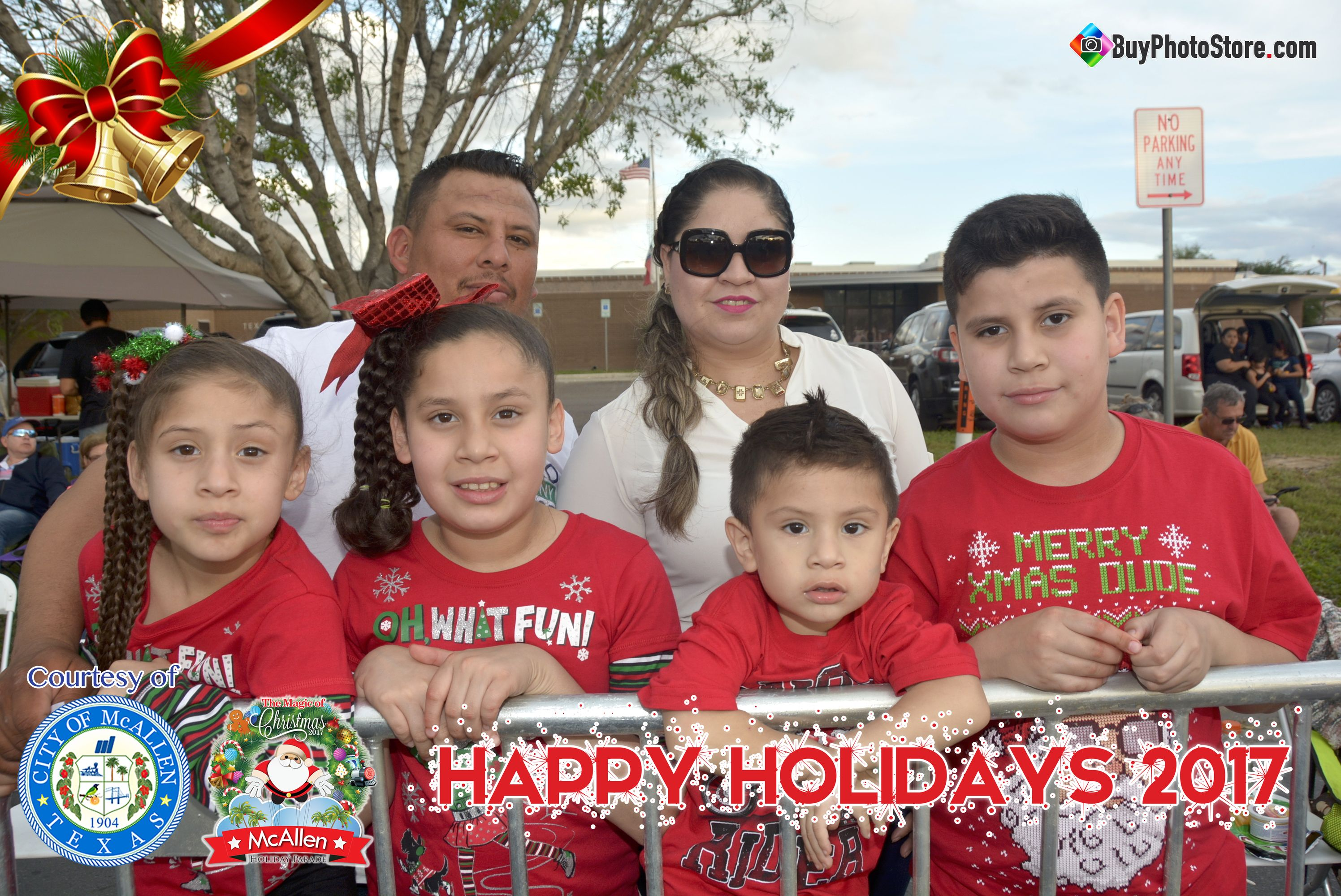 McAllen Holiday Parade 2017 – Part I