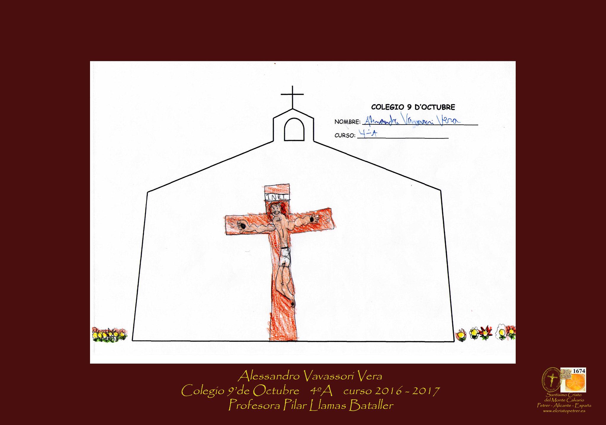 ElCristo - Actos - Exposicion Fotografica - (2017-12-01) - 9 D'Octubre - 4ºA - Vavassori Vera, Alessandro