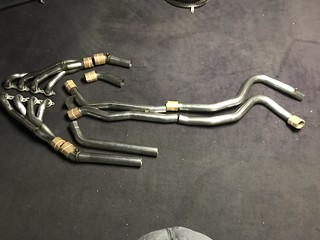 Hooker Blackheart exhaust for '98 Trans Am | by jonathonrandolph