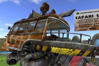 Expo Area Open Sim #OSCC17 | by kaezenovka