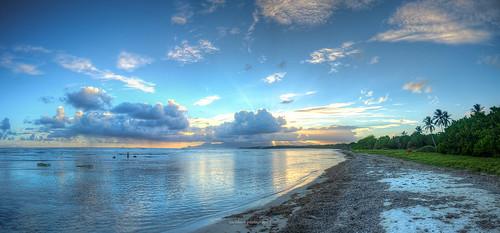 eschborn eschbornphotography guadeloupe antilles antillen vacation december 2017 sonnenuntergang karibik caribbean strand regen wolken rain clouds beach island french franzözisch les saints saintes