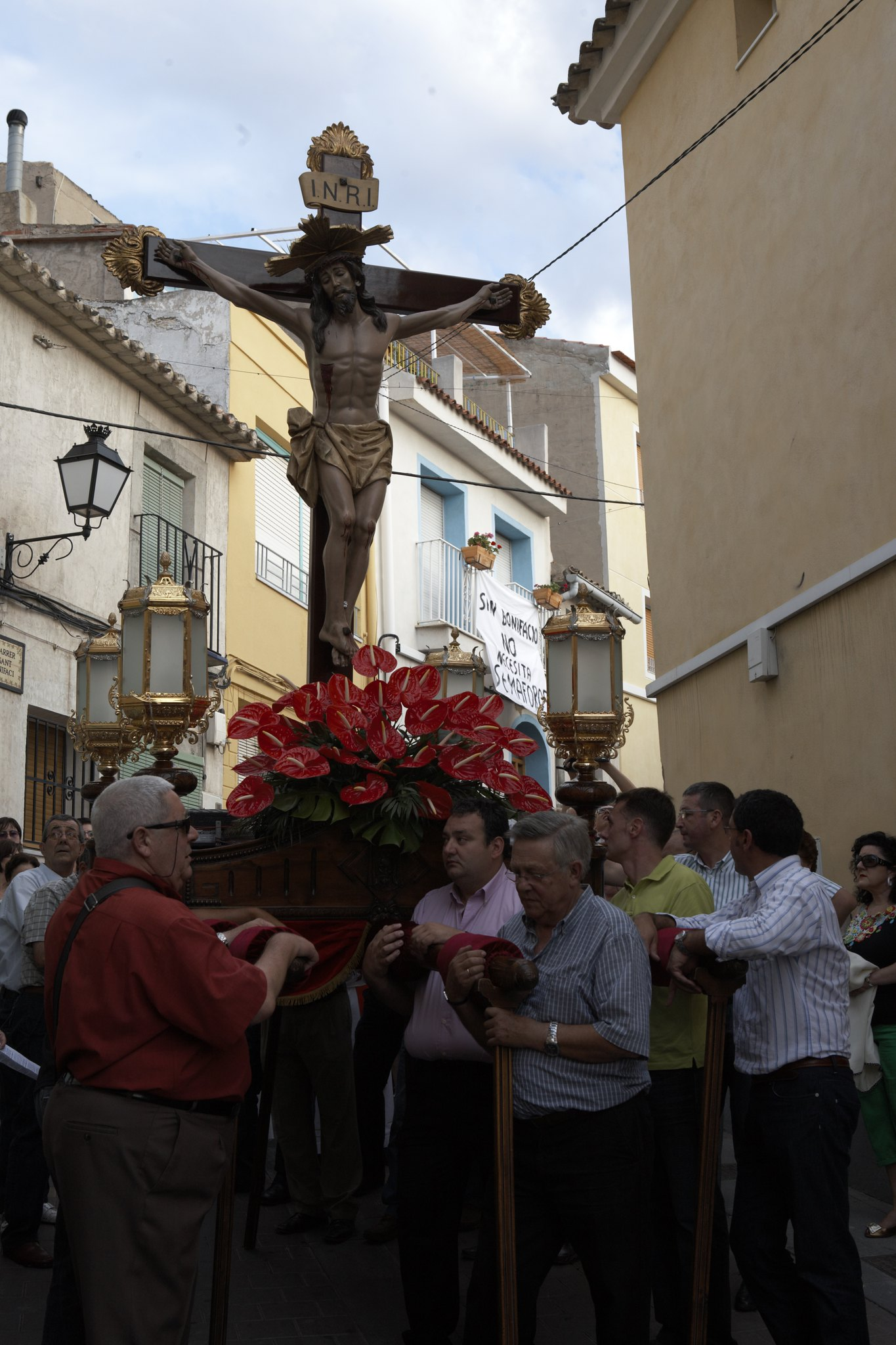 (2010-06-25) Vía Crucis de bajada - Heliodoro Corbí Sirvent (20)