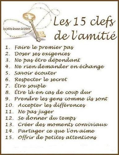 Belle Citation Damitié L39amitié Httpscita