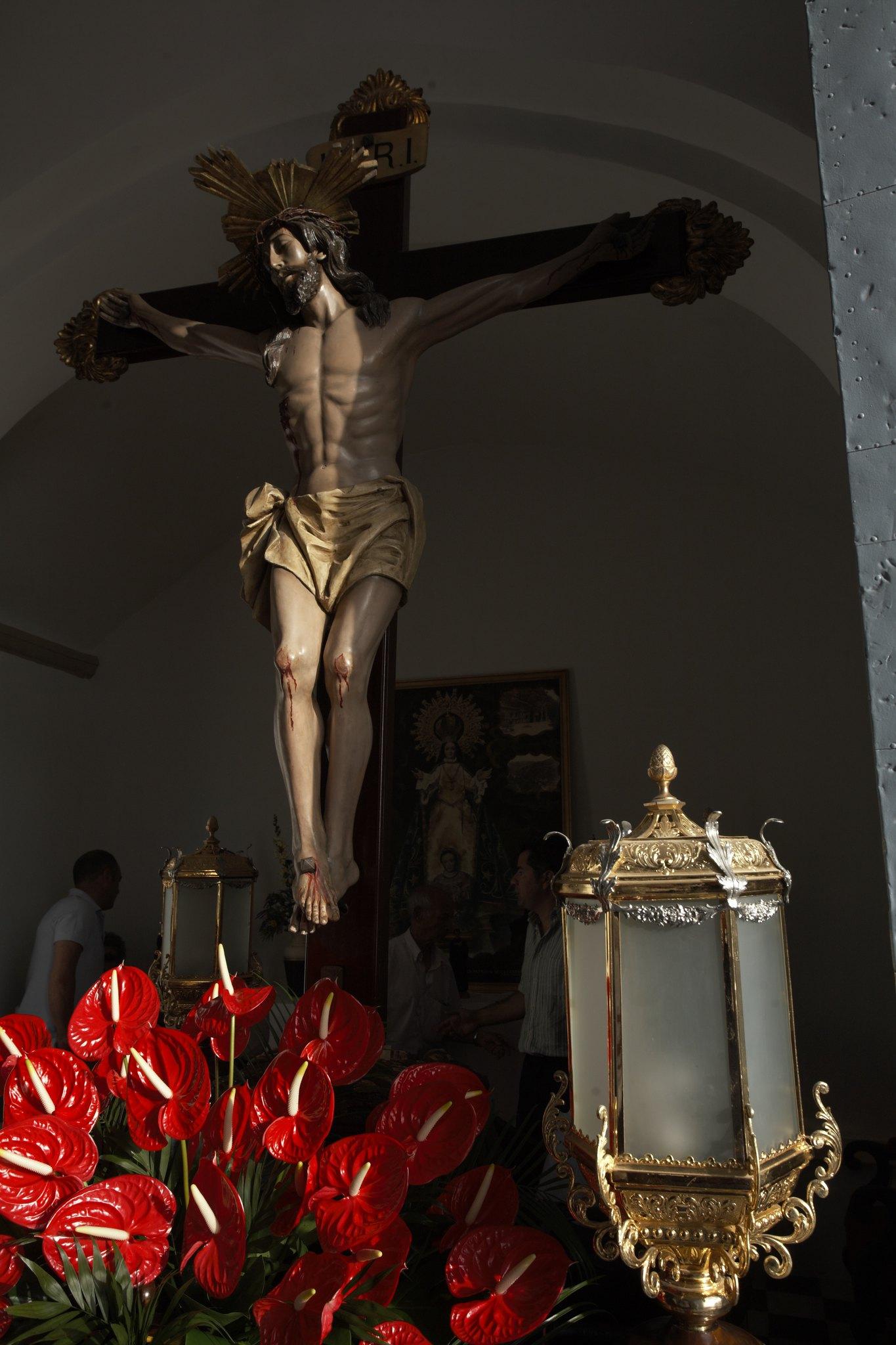 (2009-06-26) Vía Crucis de bajada - Heliodoro Corbí Sirvent (8)