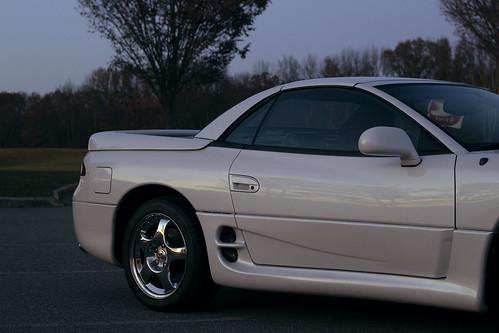 '95 VR4 Spyder | Glacier Pearl White