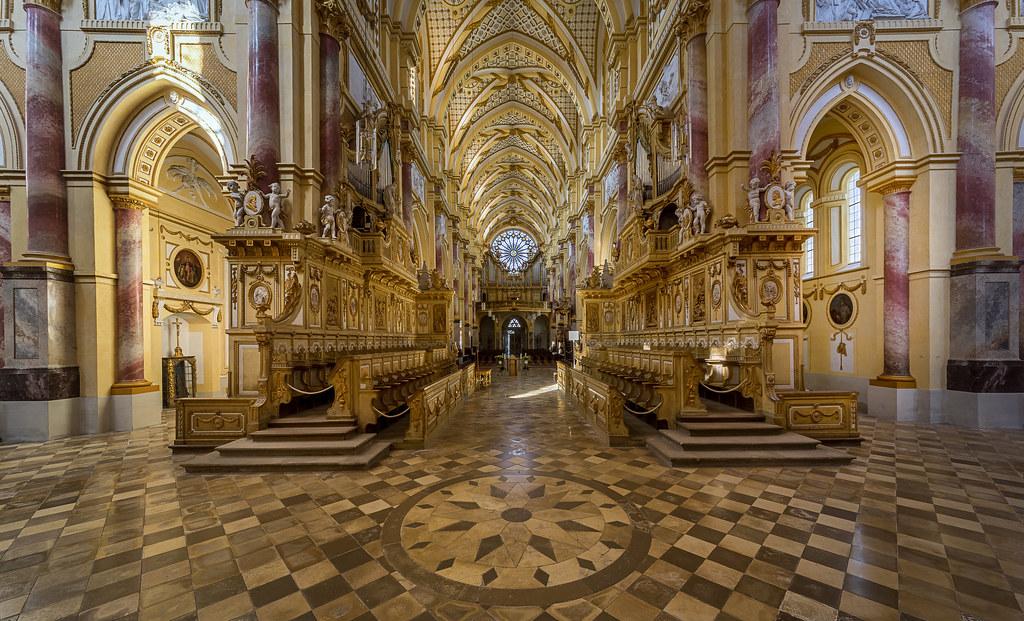 Klosterkirche Ebrach | Das Kloster Ebrach ist ein ehemaliges