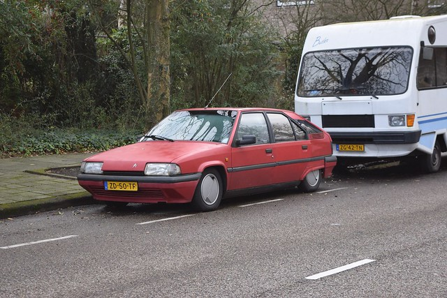 Citroën BX 16 TZI Automatic 1991